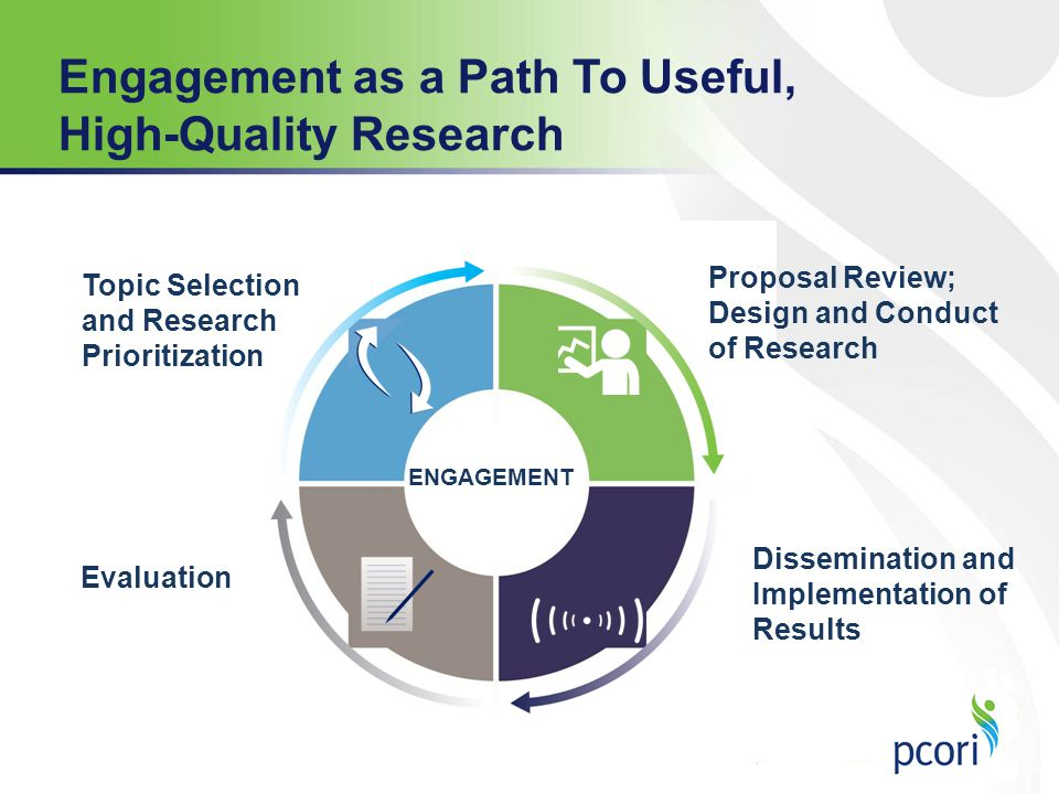 Engagement as a Path To Useful, High-Quality Research