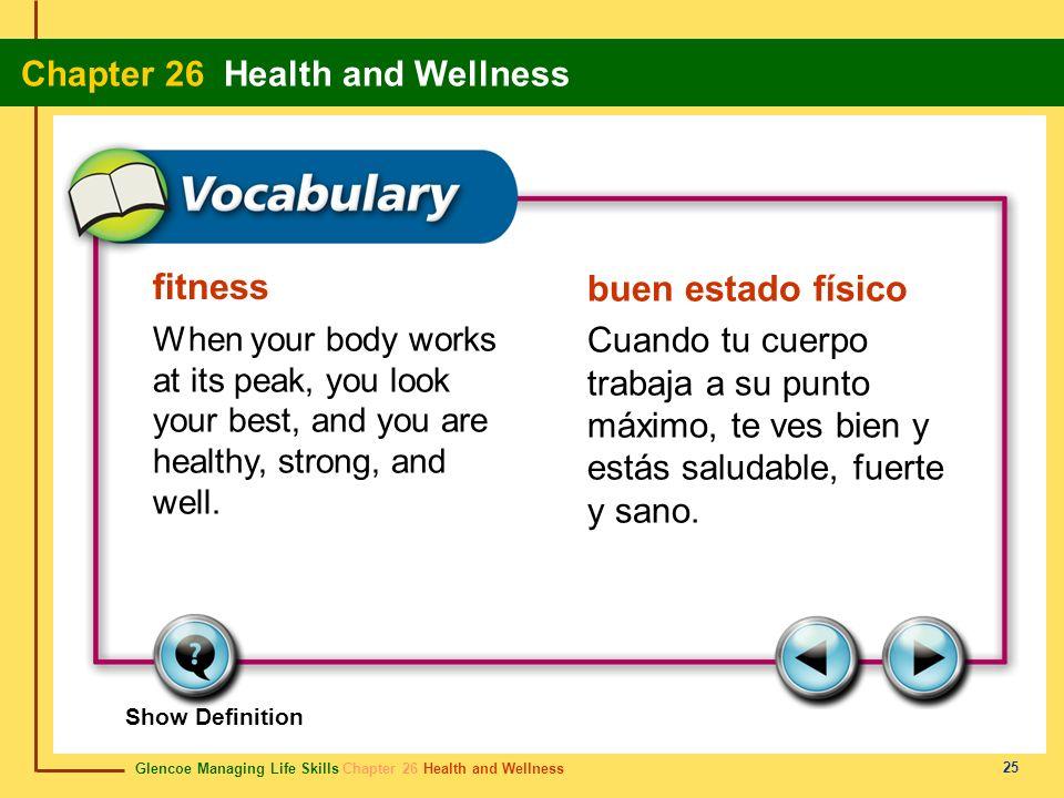 fitness buen estado físico