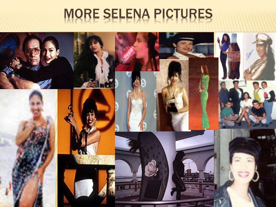 More selena pictures