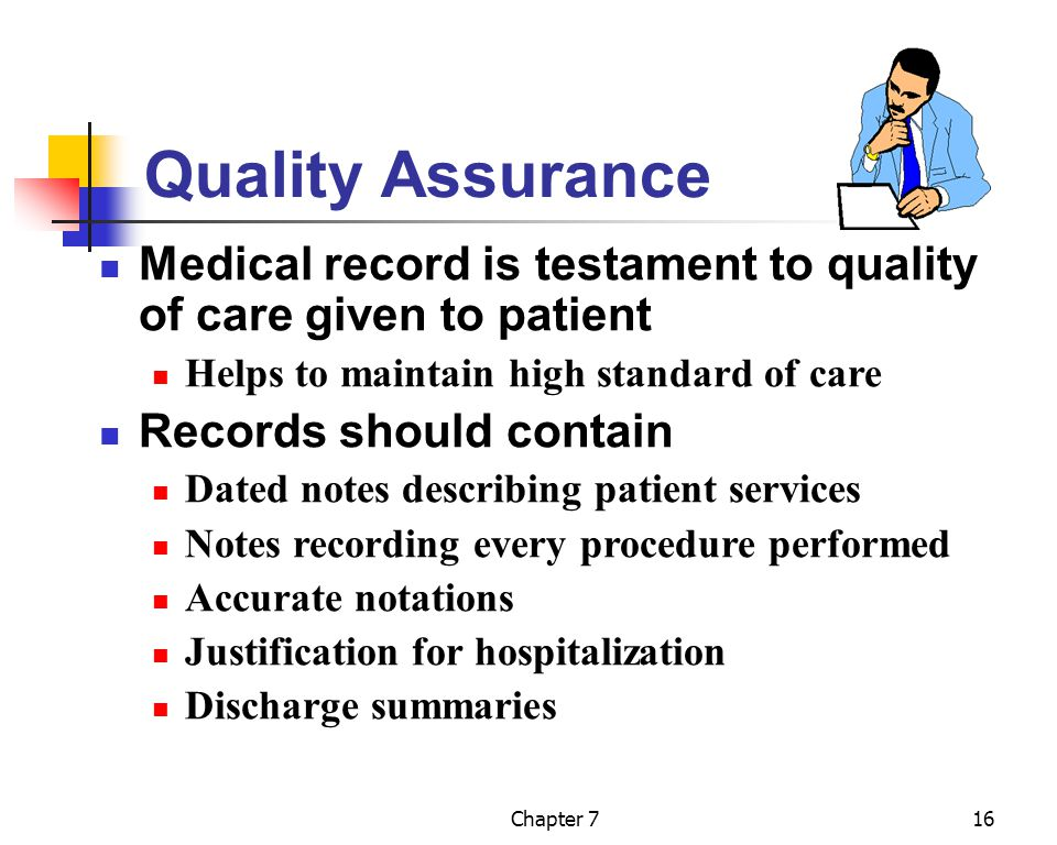 quality assurance in health care Ncqa is the leader in health care accreditation from physicians to health insurance companies, ncqa is the top health care accreditation organization.
