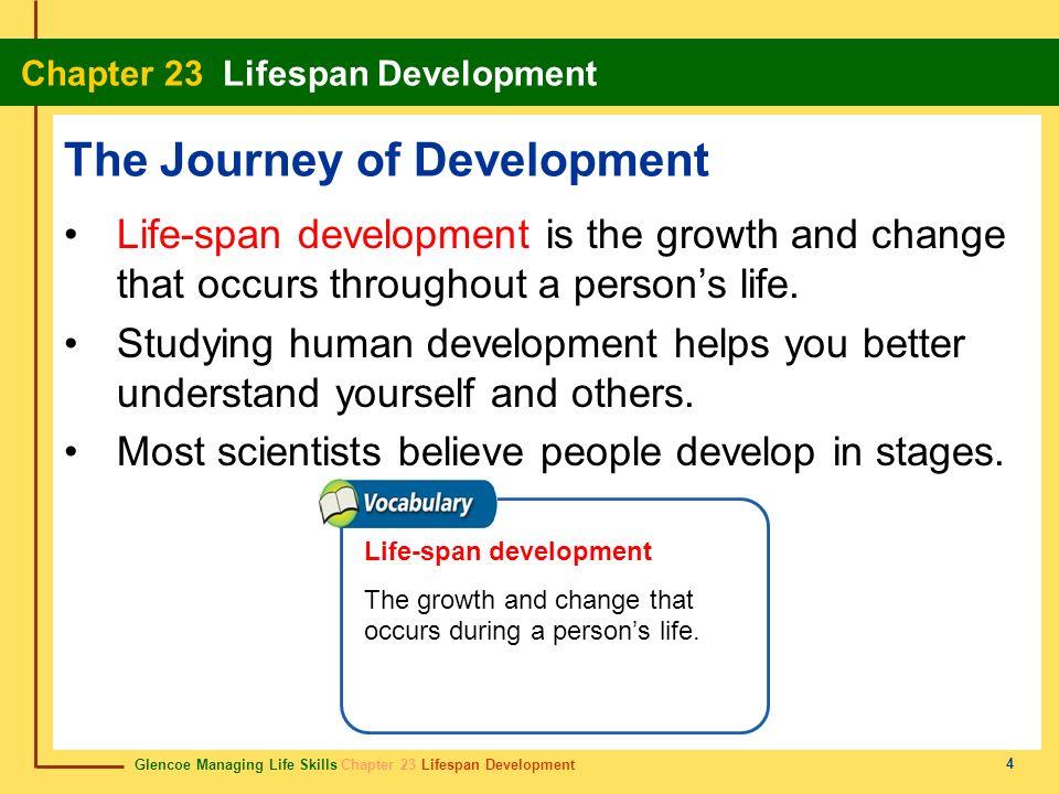The Journey of Development