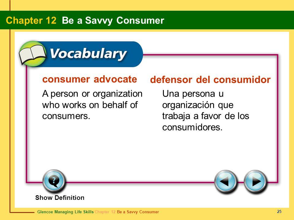 defensor del consumidor