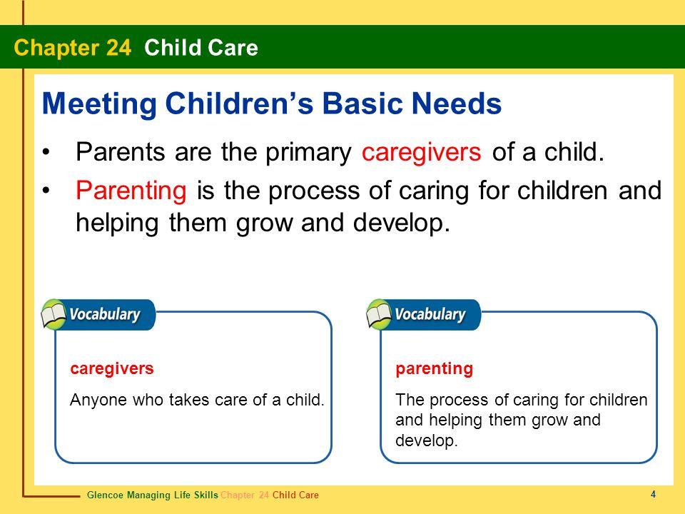 Meeting Children's Basic Needs