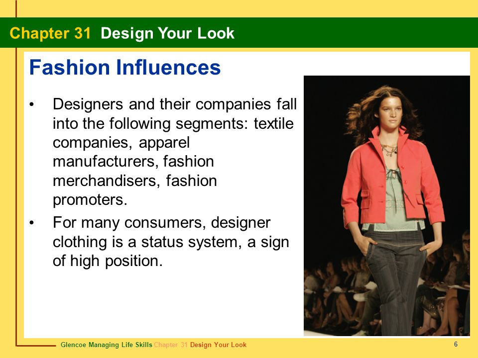 Fashion Influences