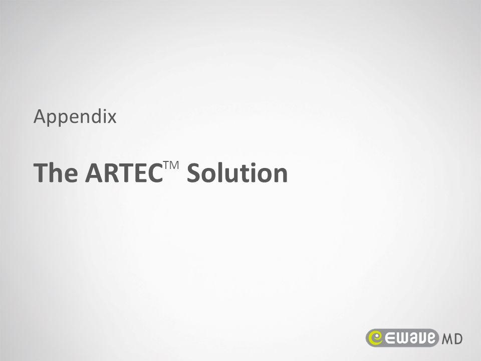 Appendix The ARTECTM Solution