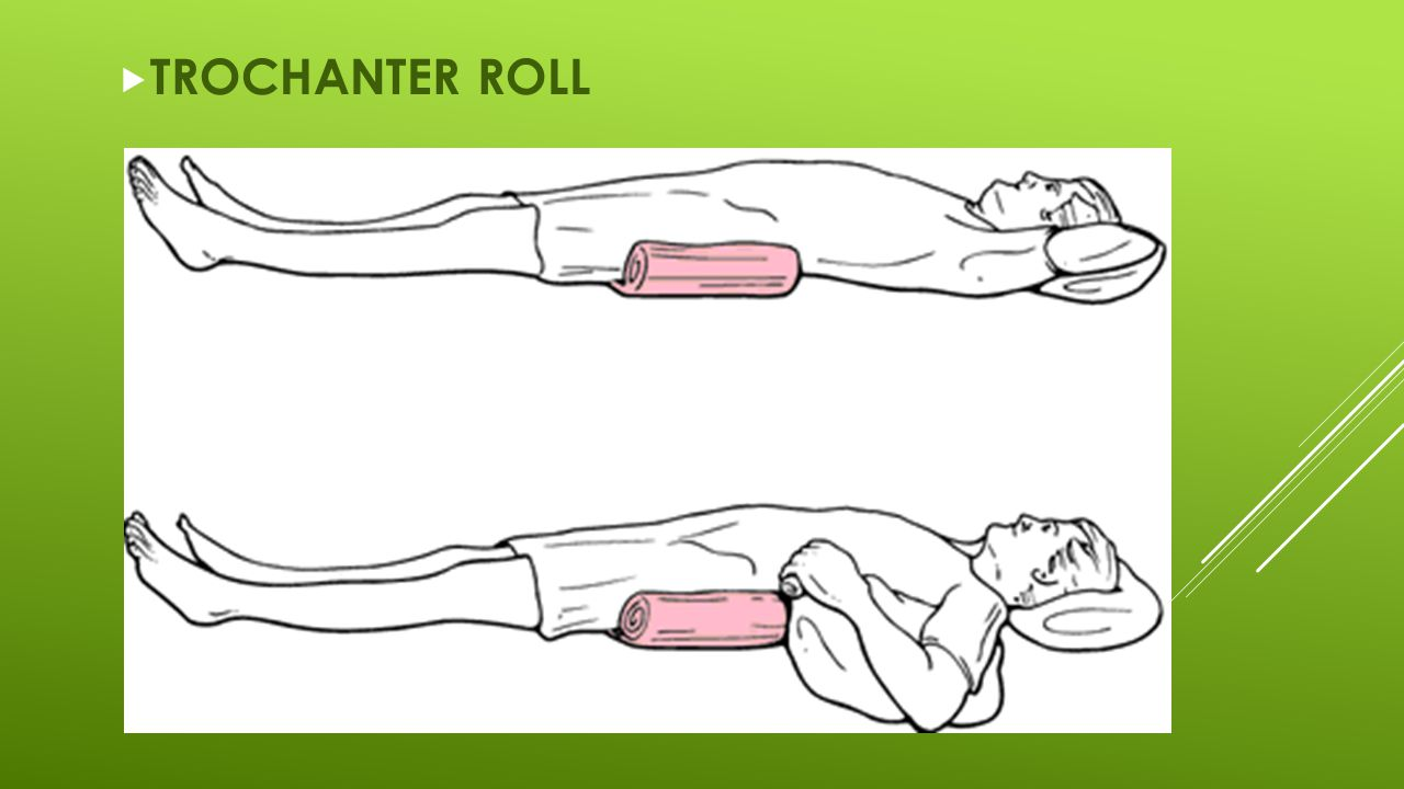 TROCHANTER ROLL