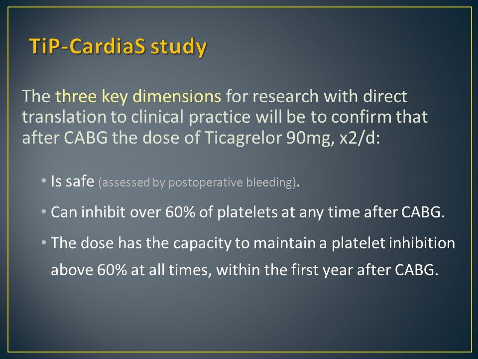 TiP-CardiaS study
