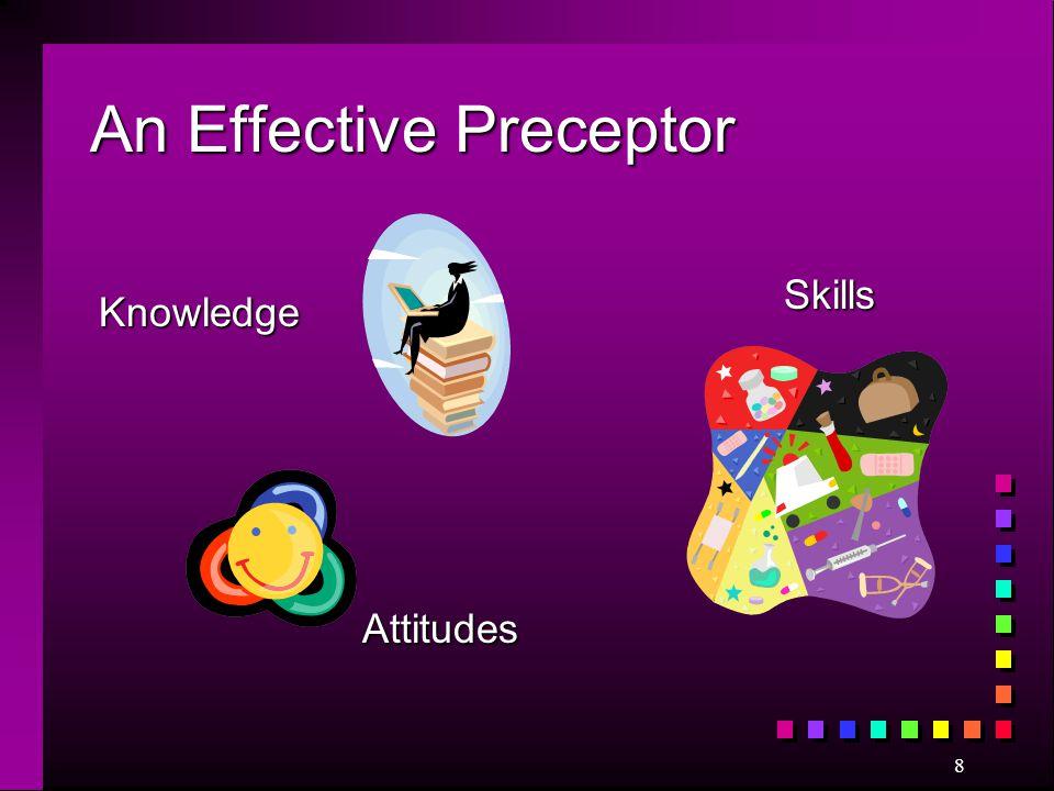 An Effective Preceptor