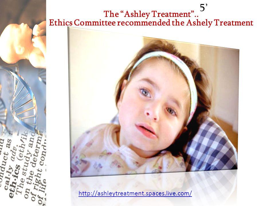 The Ashley Treatment ..
