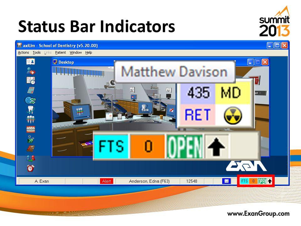 Status Bar Indicators Formats: - image (bitmap)
