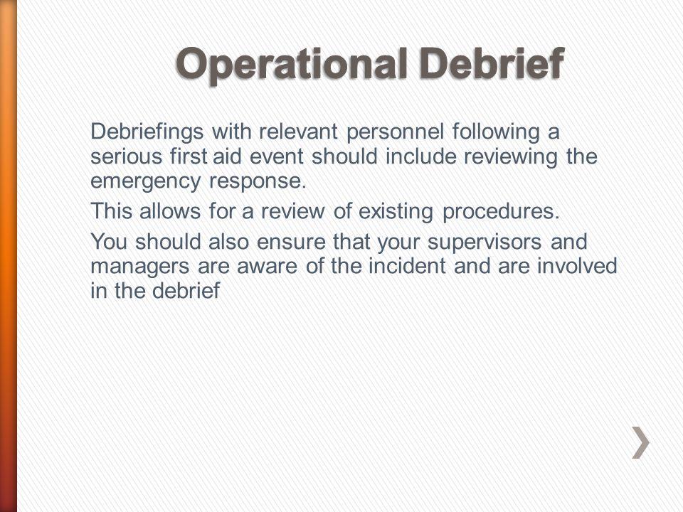 Summary Compressions Defibrillate > Danger > Response