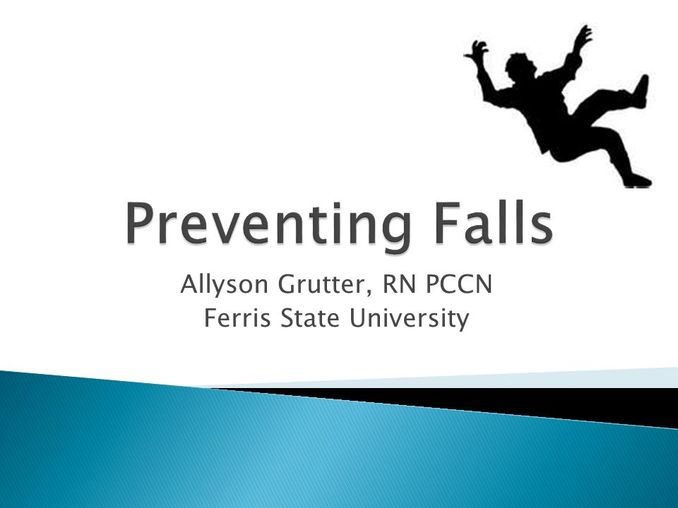 Allyson Grutter, RN PCCN Ferris State University