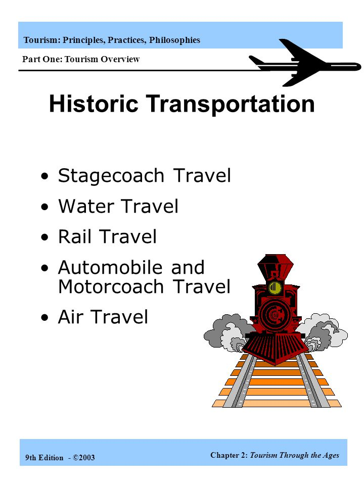 Historic Transportation