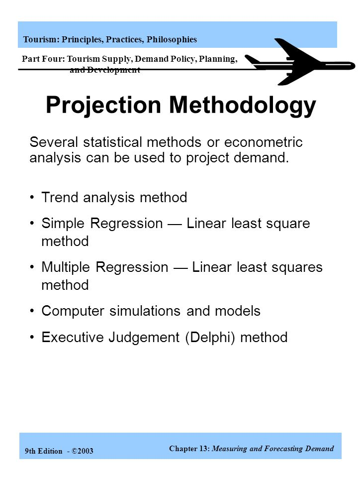 Projection Methodology