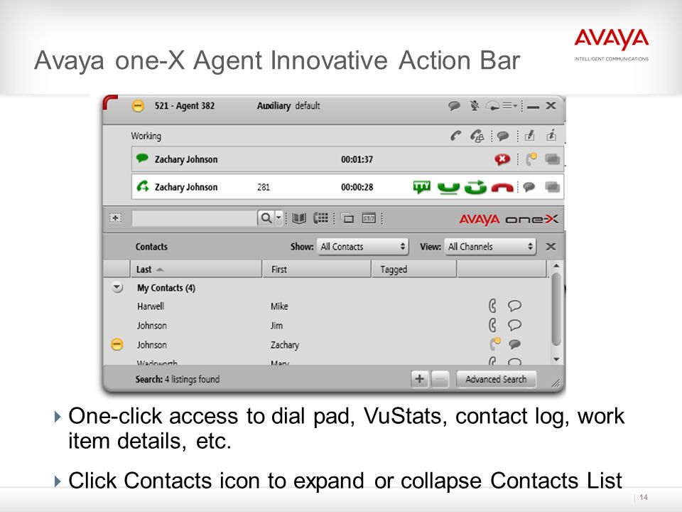 avaya one x phone manual