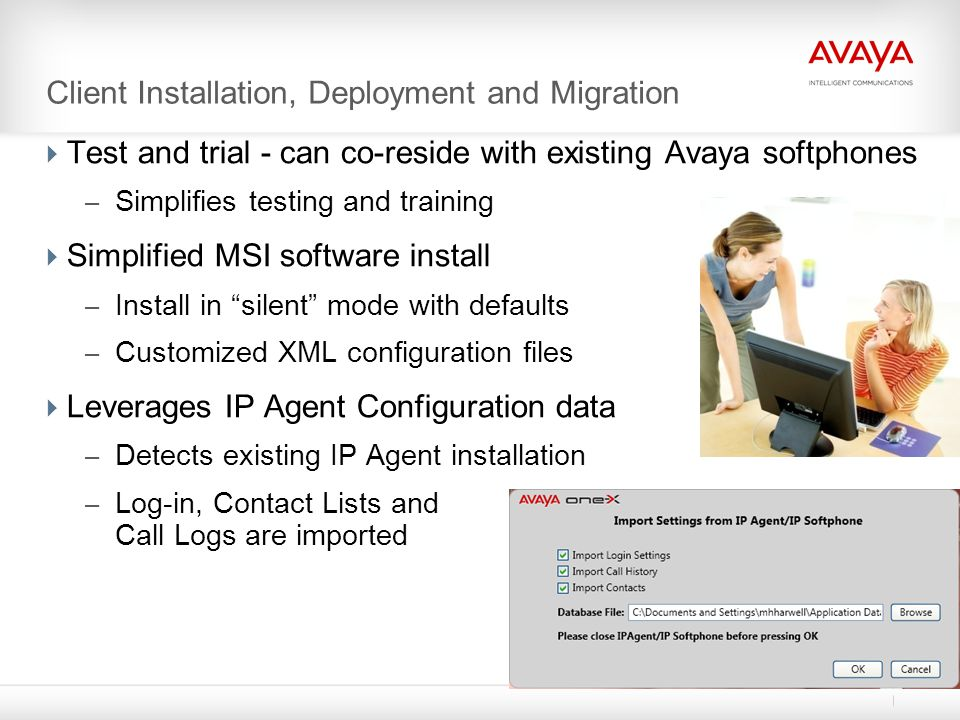 Client Installation, Deployment and Migration