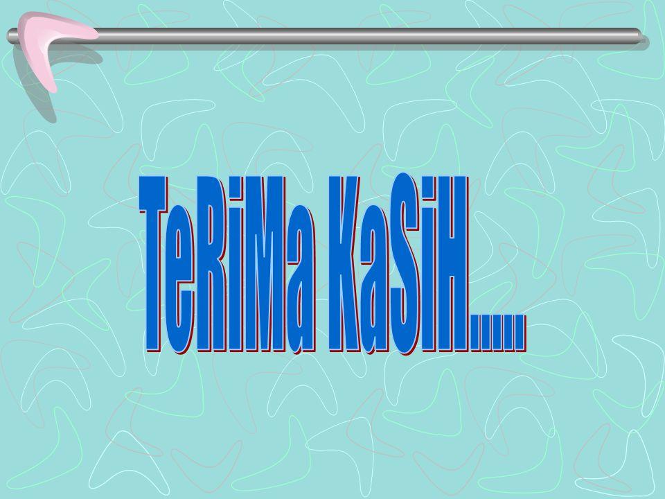 TeRiMa KaSiH.....