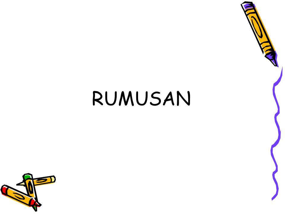 RUMUSAN