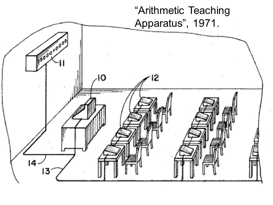 Arithmetic Teaching Apparatus , 1971.