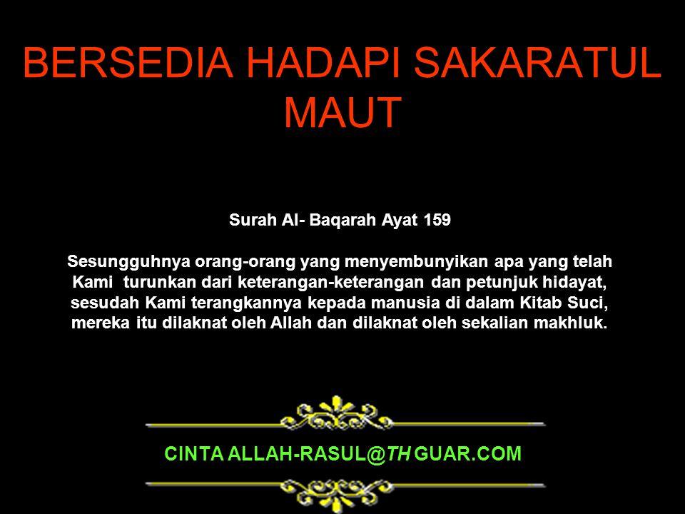 CINTA ALLAH-RASUL@TH GUAR.COM