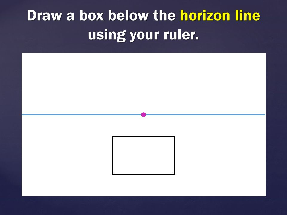 Drawing Lines Using A Ruler Ks : Intro to visual arts jfk memorial high school ppt