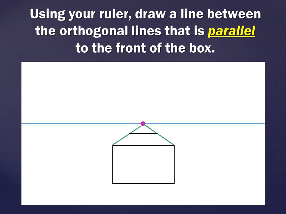 Drawing Lines With A Ruler Ks : Intro to visual arts jfk memorial high school ppt