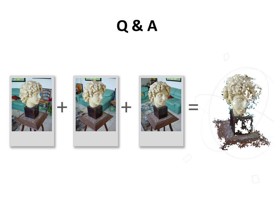 Q & A = +