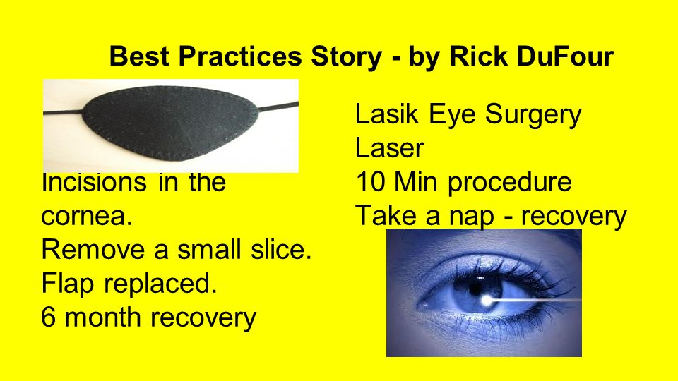 Best Practices Story - by Rick DuFour