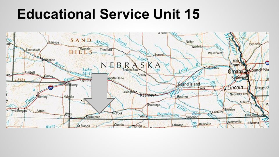 Educational Service Unit 15