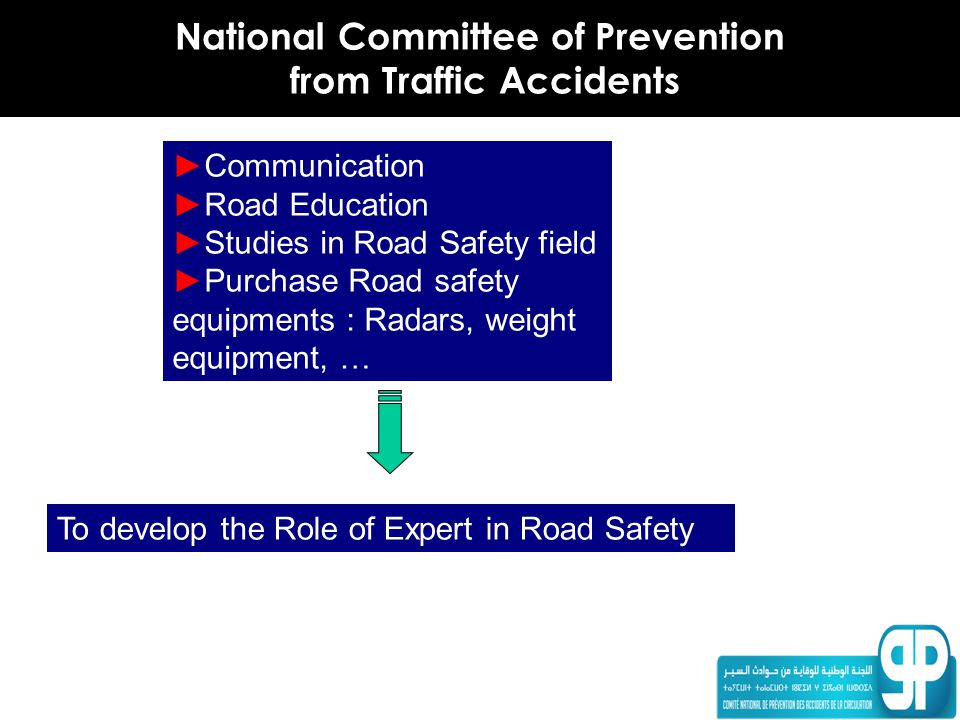 National Committee of Prevention from Traffic Accidents