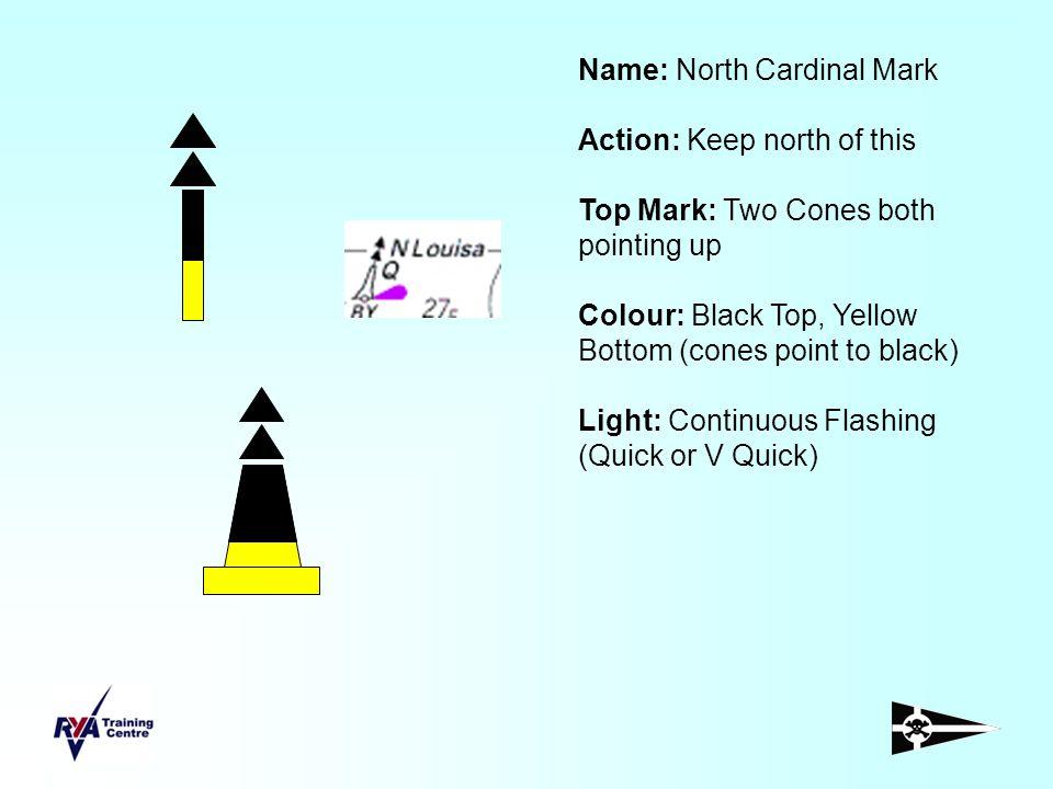 Name: North Cardinal Mark