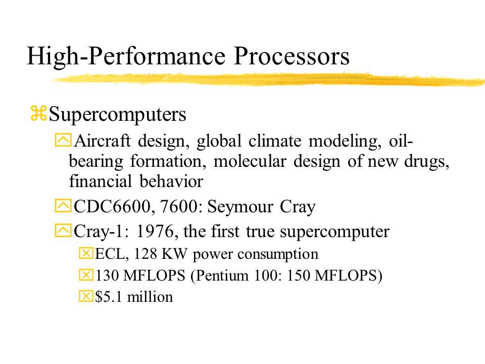 High-Performance Processors