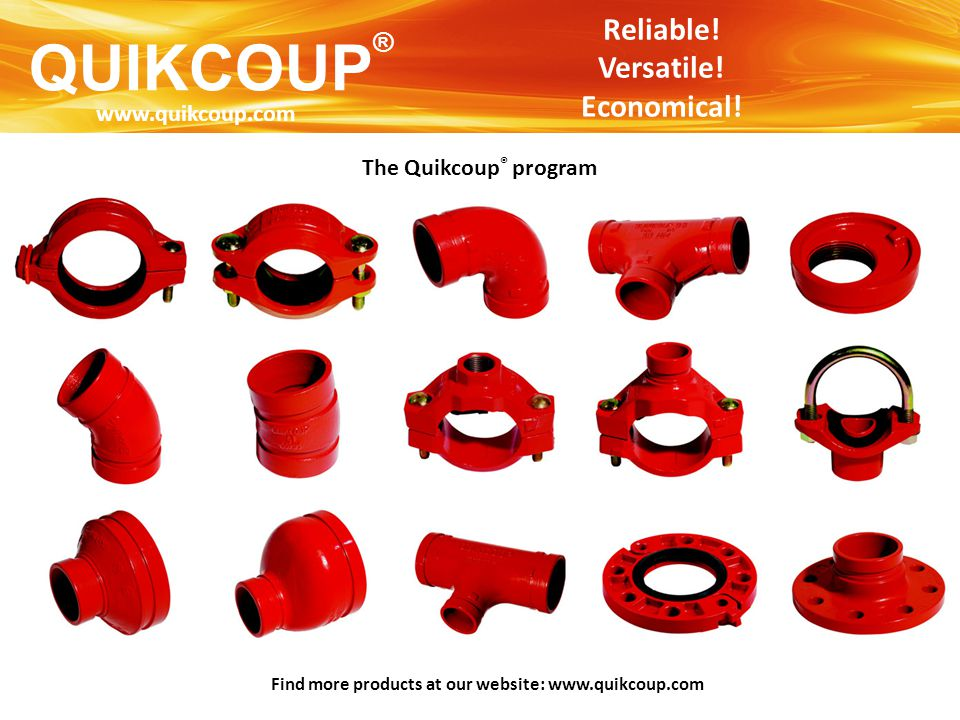 Find more products at our website: www.quikcoup.com