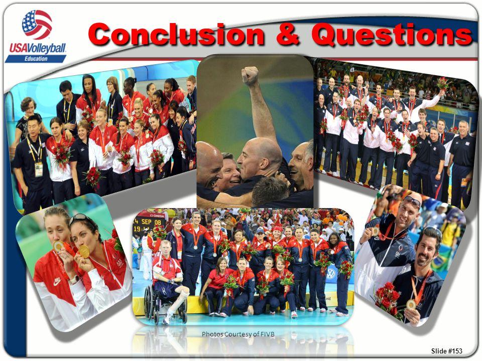 Conclusion & Questions