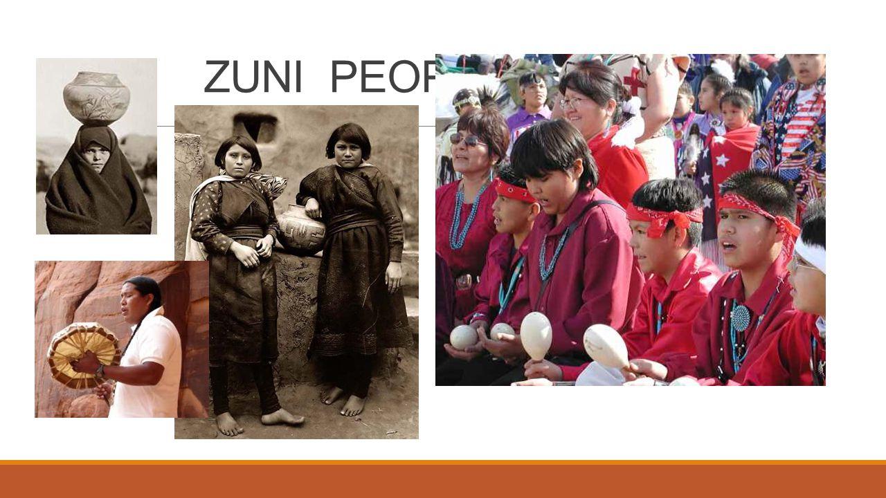 ZUNI PEOPLE