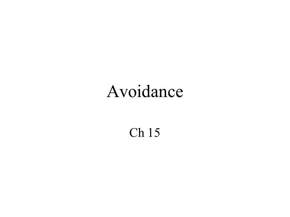 Avoidance Ch 15