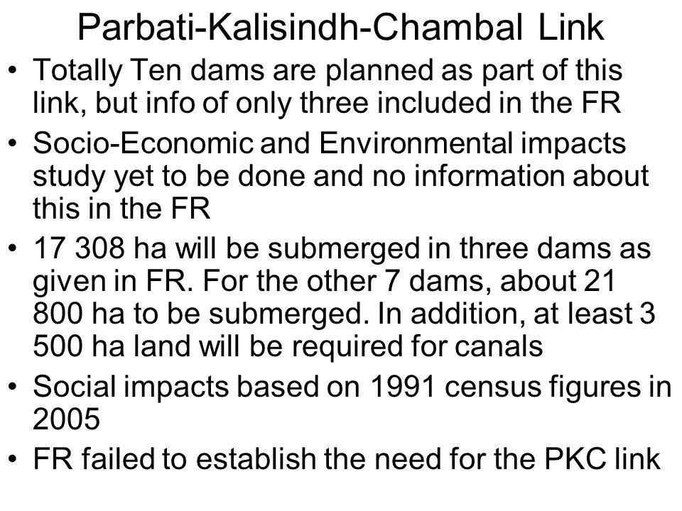 Parbati-Kalisindh-Chambal Link