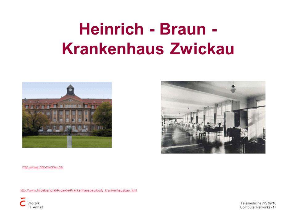 Heinrich - Braun - Krankenhaus Zwickau