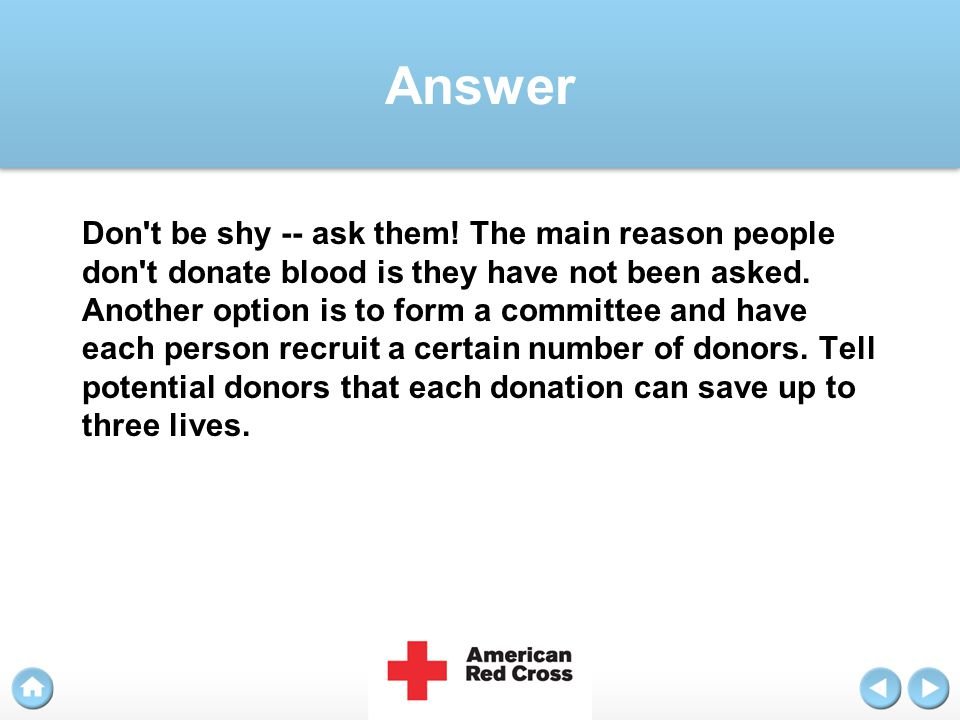 Answer Don t be shy -- ask them! The main reason people