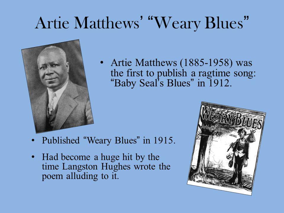 Artie Matthews' Weary Blues