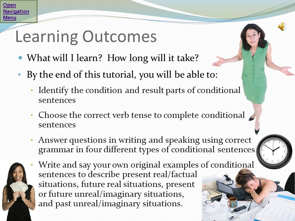 Learning Outcomes What will I learn How long will it take
