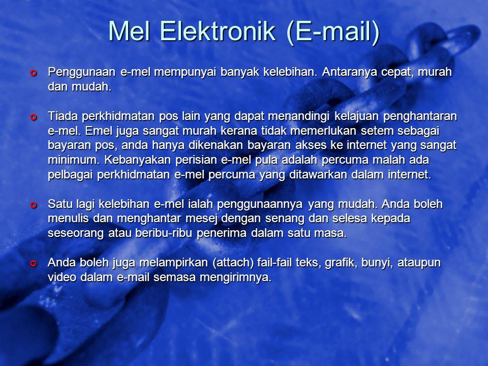 Mel Elektronik (E-mail)