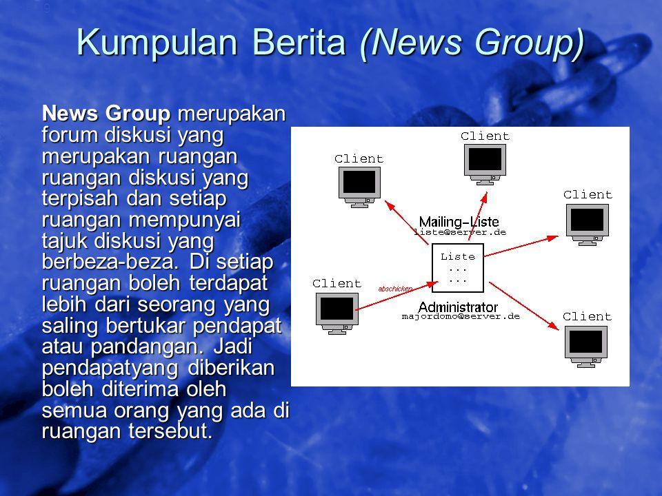 Kumpulan Berita (News Group)