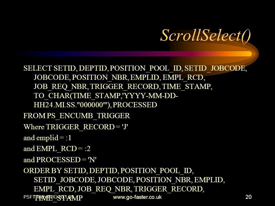 ScrollSelect()
