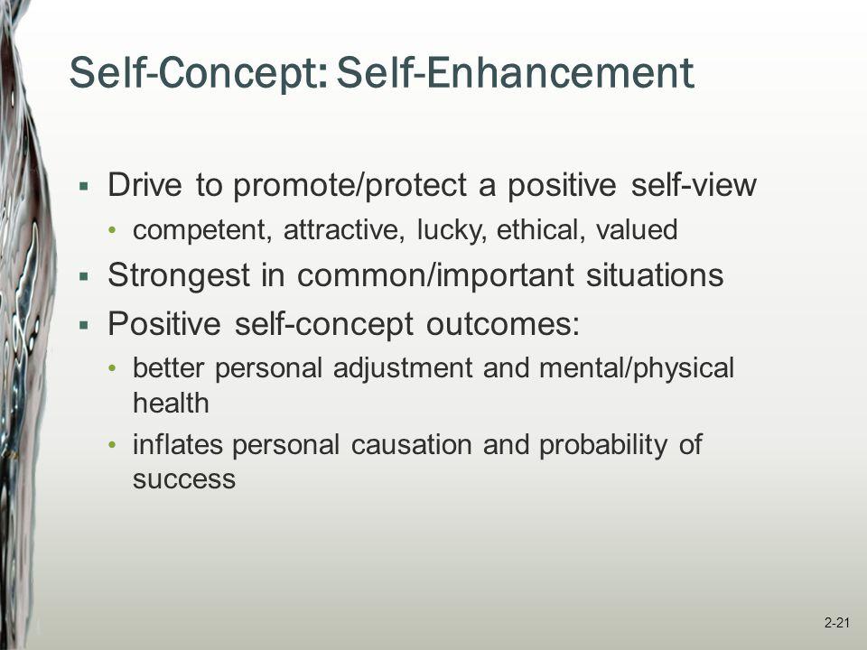 Self-Concept: Self-Enhancement