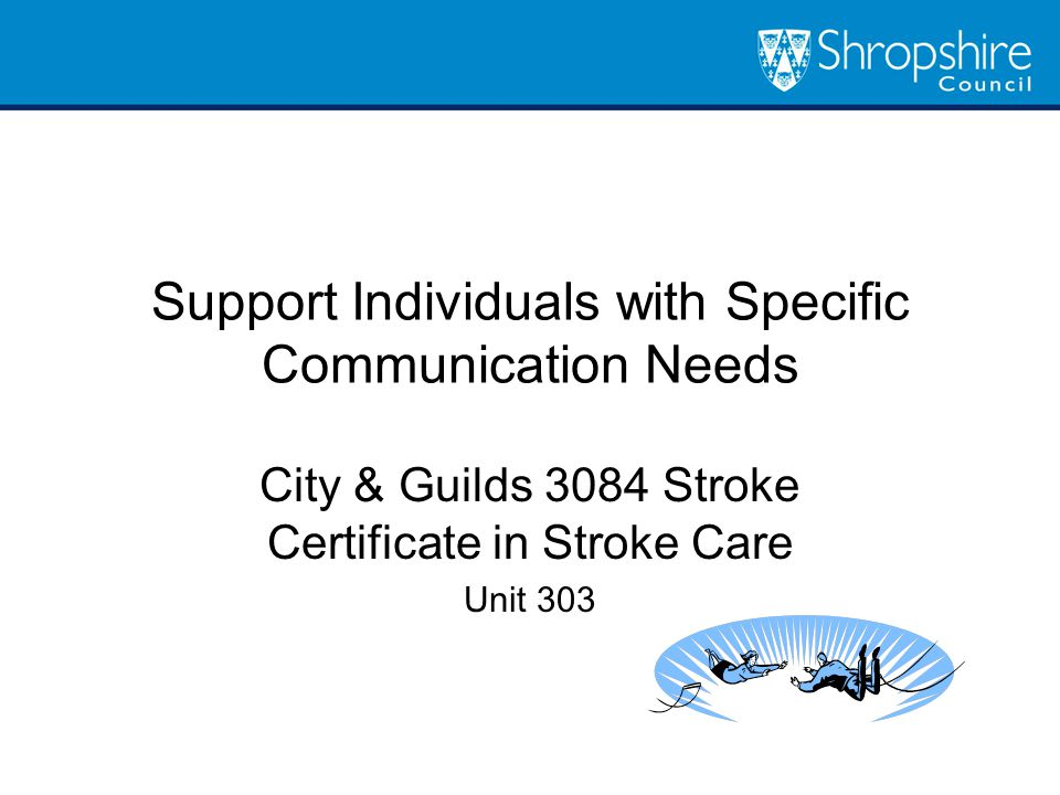 cu2650 support individuals with specific communication needs The importance of meeting an individual's communication needs essay sample ⭐ you can become a member to read/copy  how to support an individual with specific.