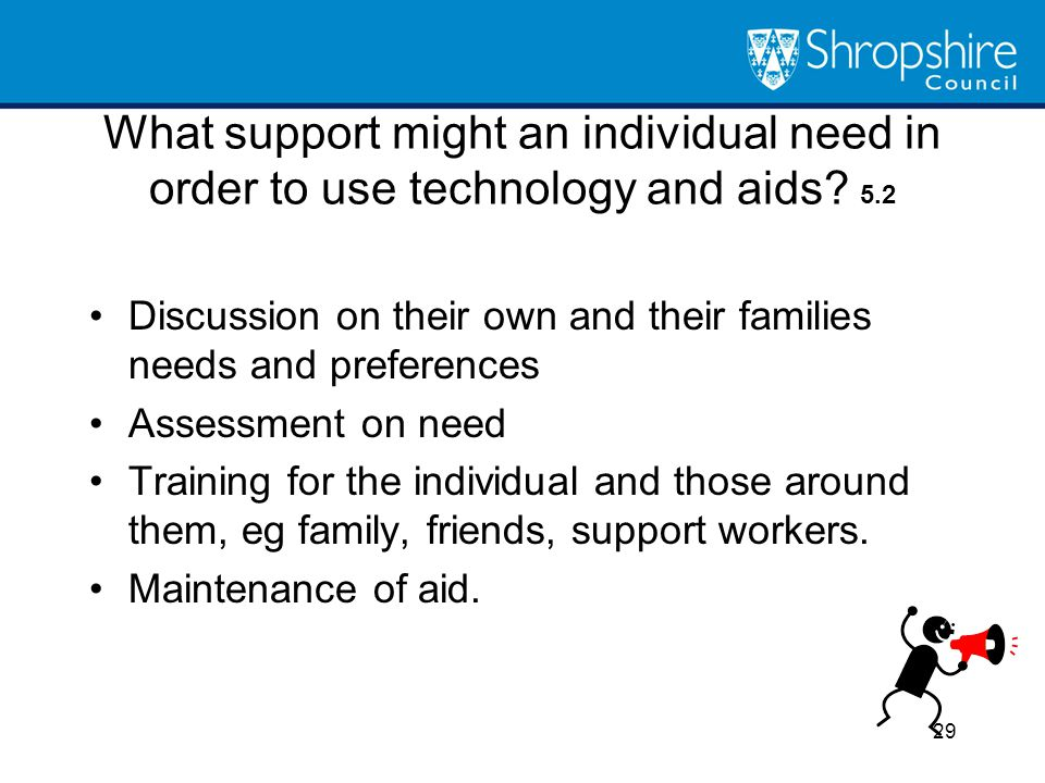 How to Support Individuals With Specific Communication Needs