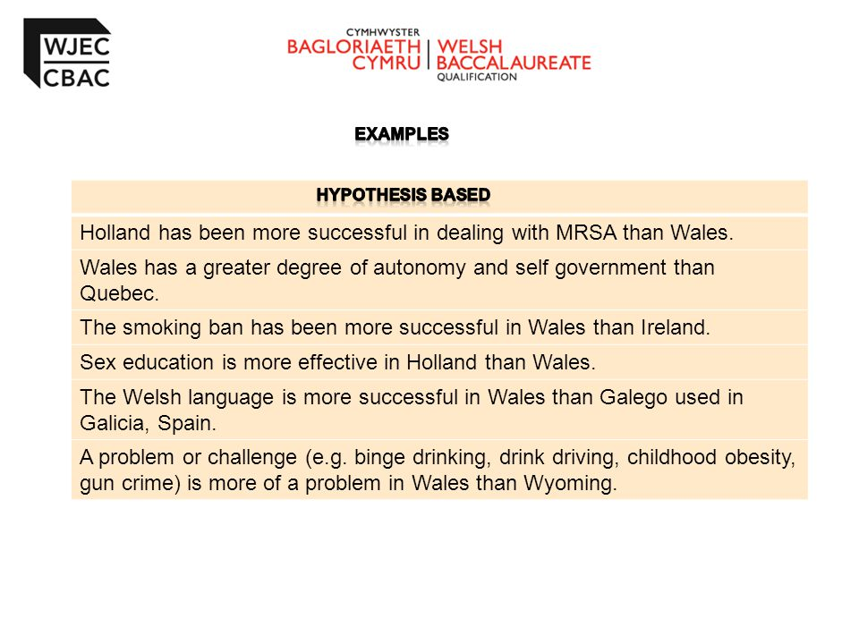Holland has been more successful in dealing with MRSA than Wales.