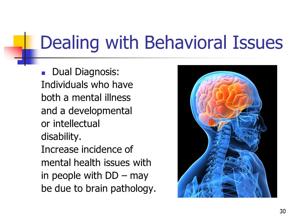 Dealing with Behavioral Issues