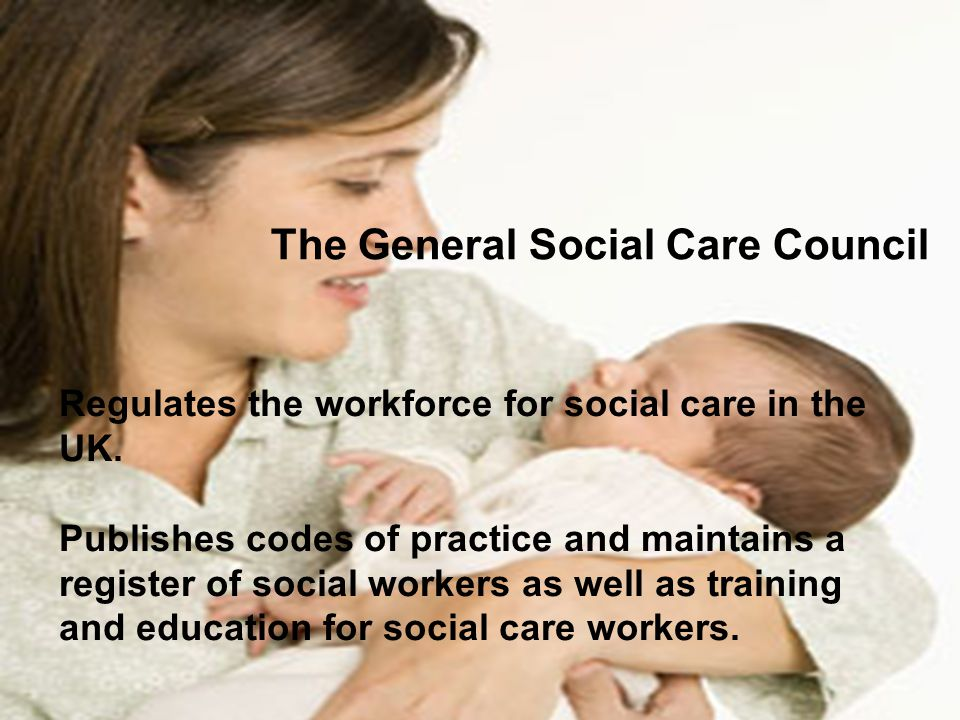 The General Social Care Council